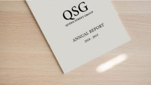 QSG Annual Report 2018-2019